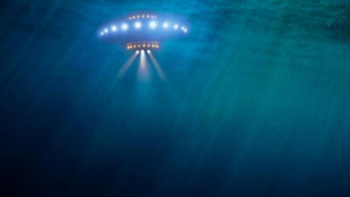 Aliens from the ocean depths – declarations of some submarine commanders