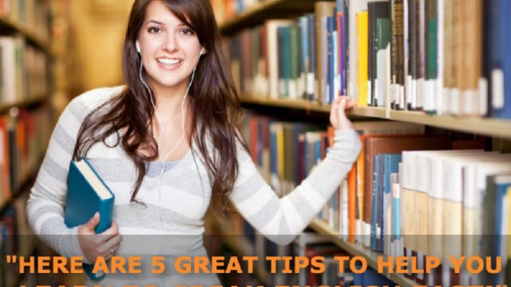 Five Quick Tips to Learn English Quicker