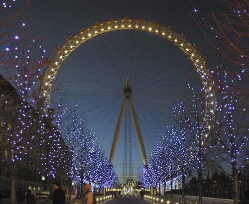 Why is London the perfect holiday destination?