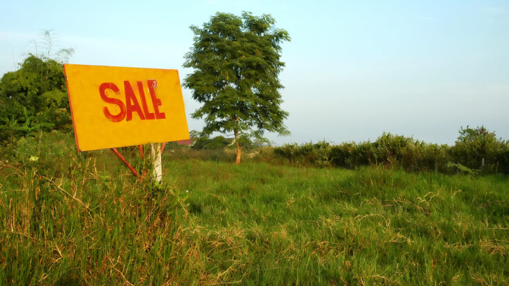 What you need to know, to sell your land quickly