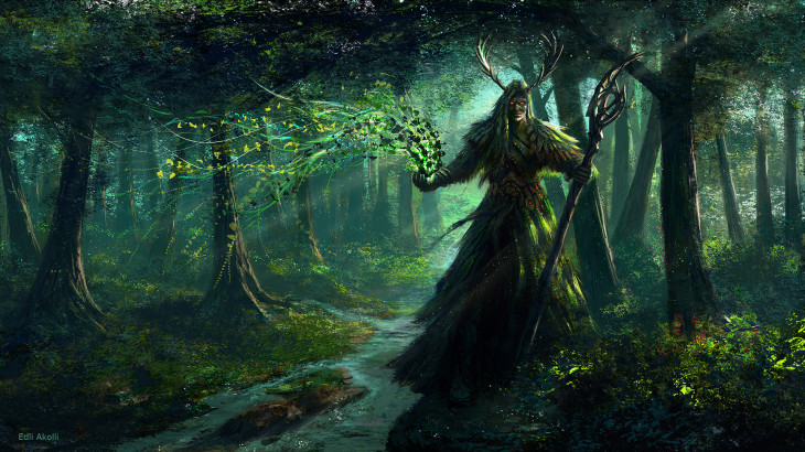 Celts, Druids and immortality