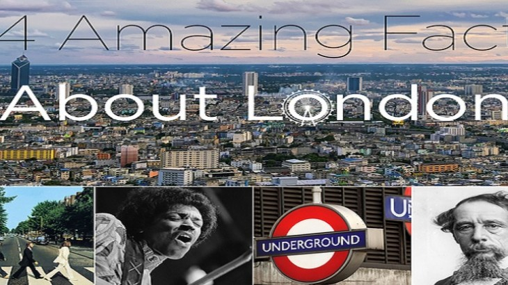 Fascinating and strange facts about London