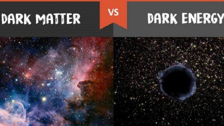 Dark matter turns into energy dark?