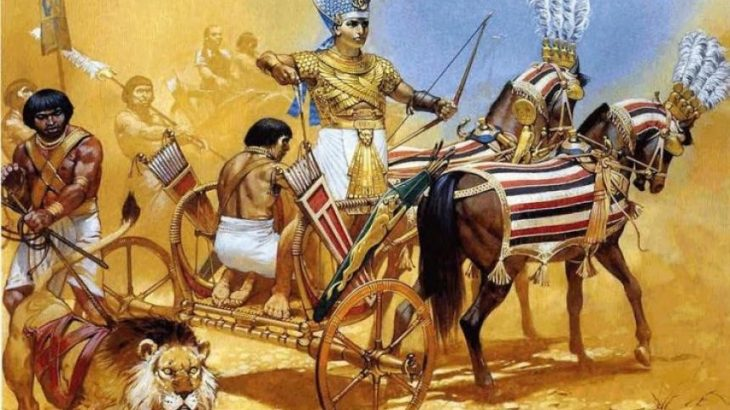 Seven of the most powerful pharaohs of Egypt